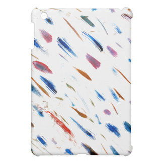 Scratches and Smudges Abstract Painting iPad Mini Covers