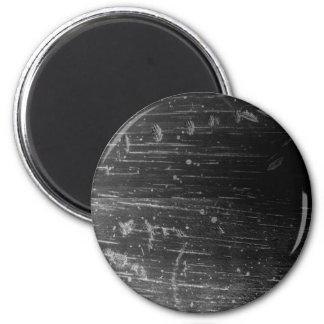 scratches texture v 1 2 inch round magnet