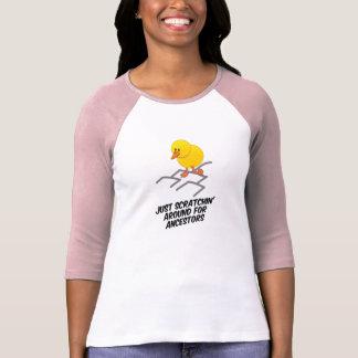 Scratchin' Around Tee Shirts