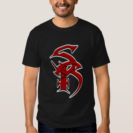 Scratching reality Black Tee - Customized