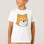 ScratchJr Shirt (Kids)