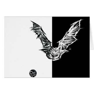 Scratchy Bat Card 1