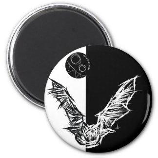 Scratchy Bat Magnet (s)