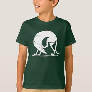 Scratchy Spartan Hound T-Shirt