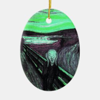 Scream 13 ceramic ornament