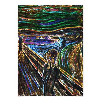 Scream 30 card