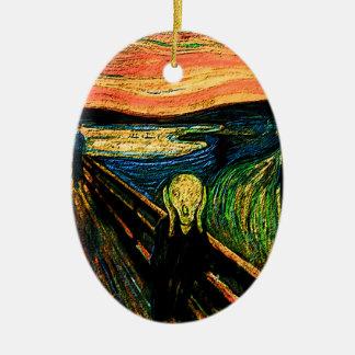 Scream 31 ceramic ornament