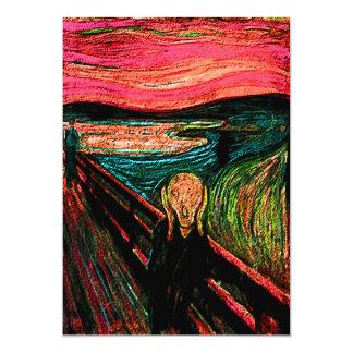 Scream 33 card