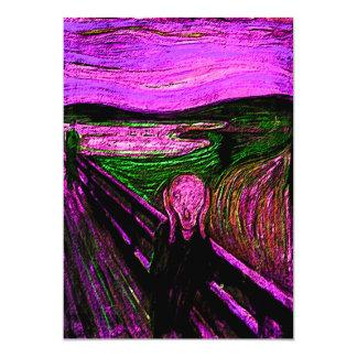 Scream 34 card