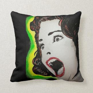 'Scream' American MoJo Pillows