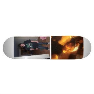 Scream and Psycho Killa Skateboard