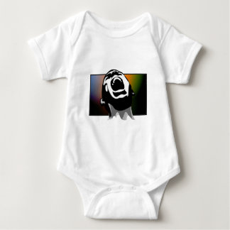 Scream Baby Bodysuit