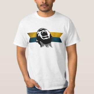 Scream Blue-Yellow Tee Shirt