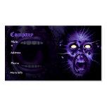 Scream Business Card