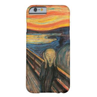 Scream (edovuarudo Munk) Barely There iPhone 6 Case