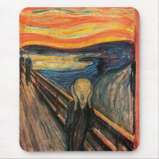 Scream, edovuarudo Munk Mouse Pad