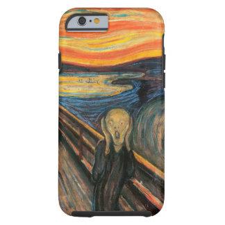 Scream (edovuarudo Munk) Tough iPhone 6 Case