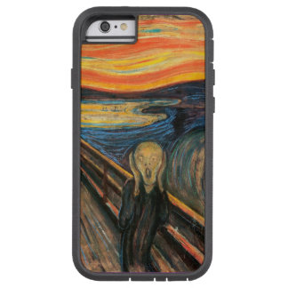 Scream (edovuarudo Munk) Tough Xtreme iPhone 6 Case
