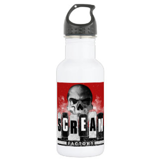 Scream Factory Water Bottle