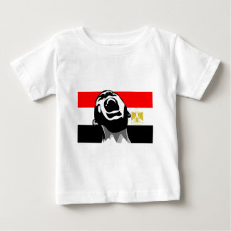 Scream for Egypt Baby T-Shirt