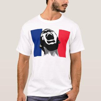Scream for France T-Shirt