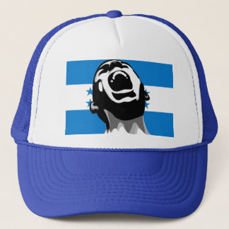 Scream for Honduras Trucker Hat