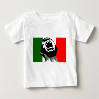 Scream for italy baby T-Shirt