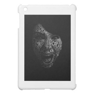 Scream for Me iPad Mini Cases