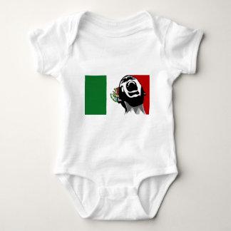 Scream for Mexico Baby Bodysuit