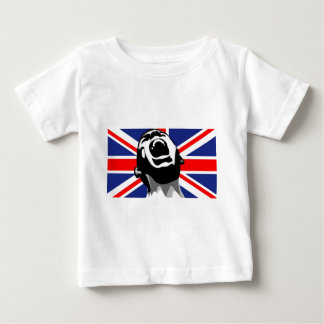 Scream for the UK Baby T-Shirt
