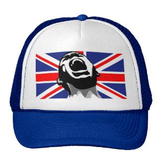 Scream for the UK Mesh Hat