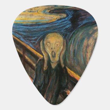 The_Pick_Place Scream Guitar Pick