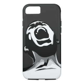 Scream iPhone 7 case