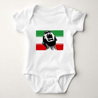 Scream Iran Baby Bodysuit