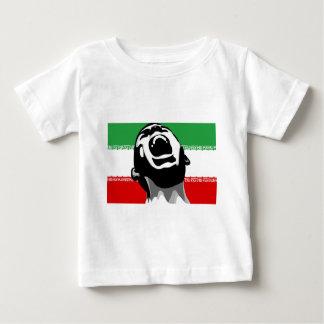 Scream Iran Baby T-Shirt