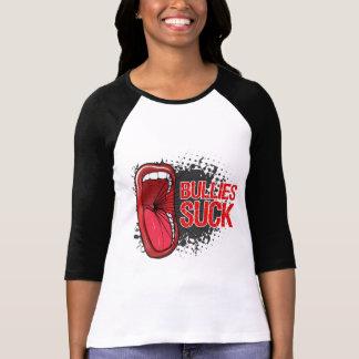 Scream It Bullies Suck T-shirts
