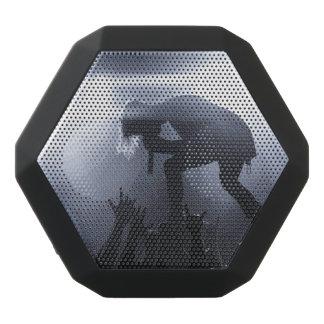 Scream it out! black bluetooth speaker