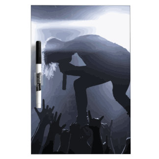 Scream it out! Dry-Erase board