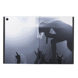 Scream it out! iPad air cover
