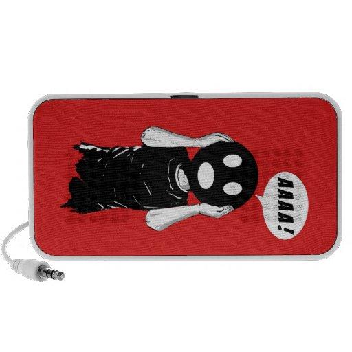 scream laptop speakers