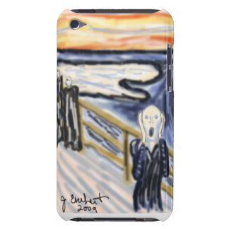 Scream of Everhart iPod Touch Case