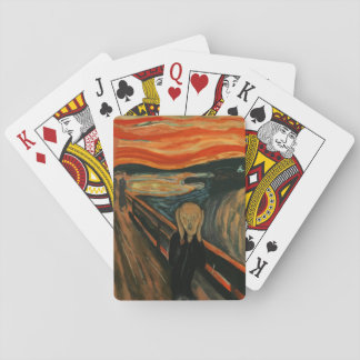 SCREAM! Playing Cards