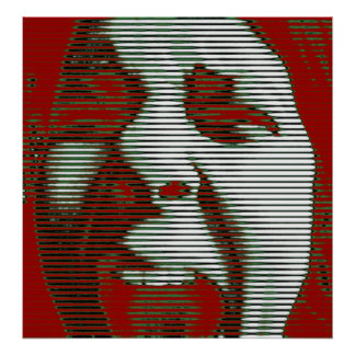 Scream Print
