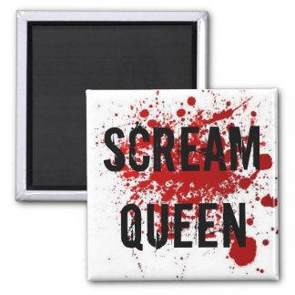 Scream Queen Magnets