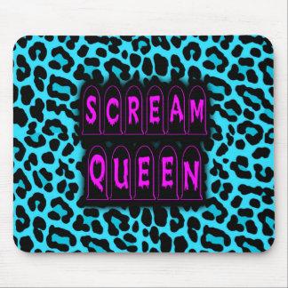 Scream Queen Mouse Pad