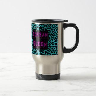 Scream Queen Travel Mug