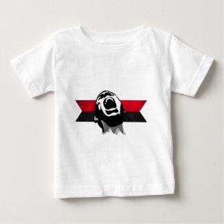 Scream red baby T-Shirt