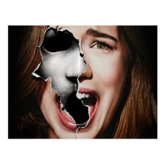 Scream S2 Postcard