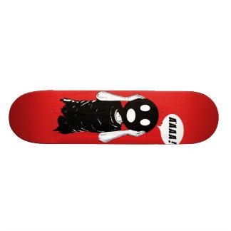 scream skateboard deck
