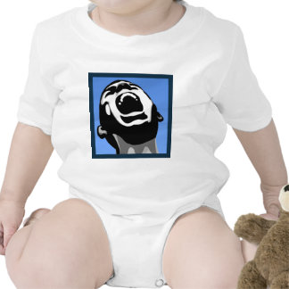 Scream Square T Shirts